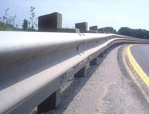 Harga Guardrail Murah Pengaman Jalan Galvanis Tahan Hujan Dan Panas Ready Stock Tebal 4,5mm
