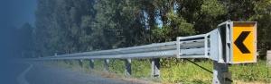 Jual Guardrail Pagar Pengaman Jalan Harga Murah Galvanis Hotdeep